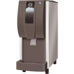 Льдогенератор-диспенсер для гранулированного льда, 125кг/сут, бункер 4.0кг, возд.охлаждение, корпус нерж.сталь, форма «кубик»