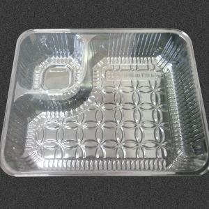 (100шт.) - пластиковый поднос для Nacho SL 1185