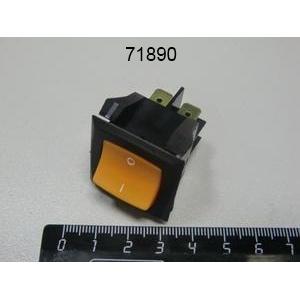 Выключатель с подсветкой для тепл.шкафов FWM, печей TSC