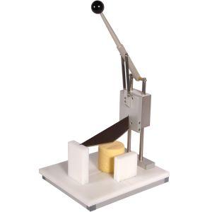 Сырорезка механическая (гильотина), настольная, длина ножа 250мм