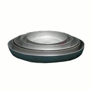 Форма для выпечки D 26см для татарских пирогов, алюминий