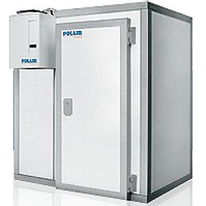 Камера холодильная Шип-Паз,   8.81м3, h2.20м, 1 дверь расп.универсальная, ППУ80мм