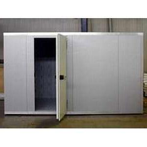 Камера холодильная замковая,   6.70м3, h2.12м, 1 дверь расп.правая, ППУ80мм