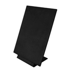 Подставка для меню L 29,5см w 21см, пластик черный