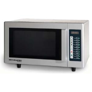 Печь микроволновая традиционная, 23л, управление электронное, корпус нерж.сталь+ABS (дверь), 220V, СВЧ 1000Вт