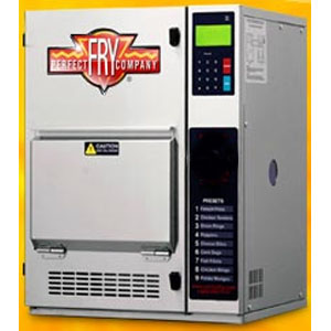 Фритюрница-полуавтомат электрическая, 20кг/ч, 8л фритюра, настольная, 1 корзина