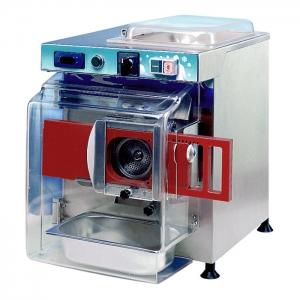 Мясорубка электрическая настольная, 300кг/ч, корпус нерж.сталь, 220V, система охлаждения, формователь гамбургеров