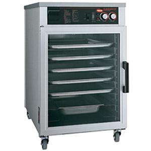 Шкаф тепловой,  7GN1/1, 1 дверь распашная стекло, +27/+93С, нерж.сталь, 220V, колеса, электромех.упр., увлажение