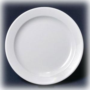 Тарелка мелкая D 20см h 2см ПРИНЦ, фарфор