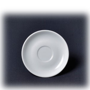 Блюдце D 12см ПРИНЦ, фарфор