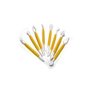 Набор моделирующих палочек L=16,5 см, (8 шт), пластик