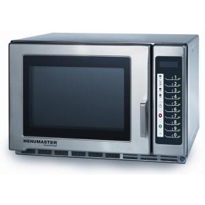 Печь микроволновая традиционная, 34л, управление электронное, корпус нерж.сталь, 220V, СВЧ 1800Вт