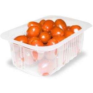 Лоток для машин для термоупаковки лотков Profi 2, Profi 3 и VGP, 260х160х70мм (GN1/4-70), пластик полупрозрачный, комплект 420шт.