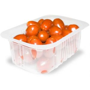 Лоток для машин для термоупаковки лотков Profi 2, Profi 3 и VGP, 165х120х95мм (GN1/8-95), пластик полупрозрачный, комплект 900шт.