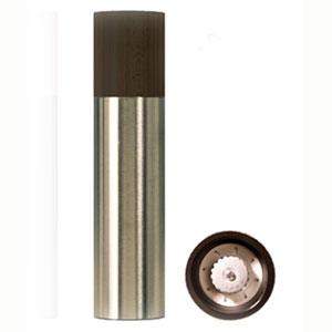 Мельница для соли/перца h 21,5см, нерж.сталь/бук черненый