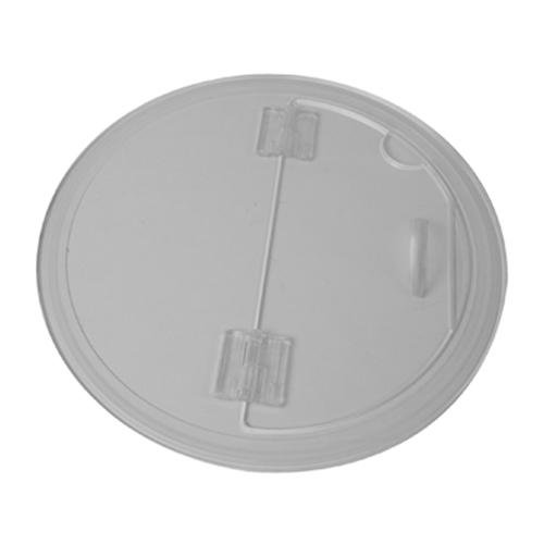 Крышка для бочонка 68873 D 31,2см, пластик прозрачный