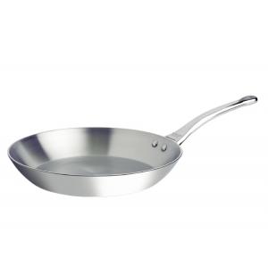Сковорода D 28см h 4,5см AFFINITY, нерж.сталь