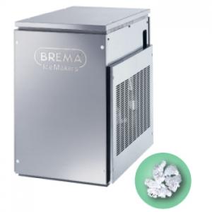 Льдогенератор для гранулированного льда, 1000кг/сут, без бункера, без агрегата, корпус нерж.сталь