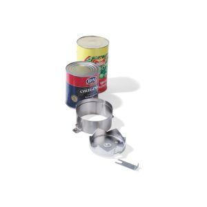 Комплект для аппарата для открывания консервных банок 625/625M/610/700: нож-корона, кольцо, фиксатор, для банки D157мм