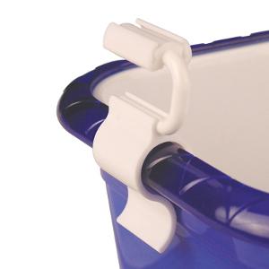 Ценникодержатель L 2см (набор 10шт), пластик белый