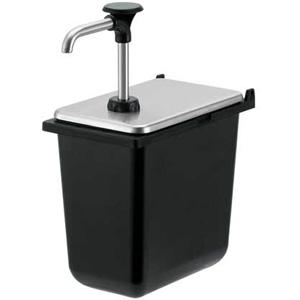 Дозатор д/жидких соусов, д/пласт. GN1/9-150 (комплект), порция  7мл