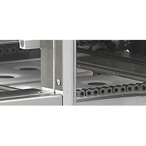 Матрица для машины для термоупаковки лотков TSC175, на 2 лотка 180х265мм