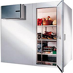 Камера морозильная Шип-Паз,   6.21м3, h2.46м, 1 дверь расп.правая, ППУ80мм