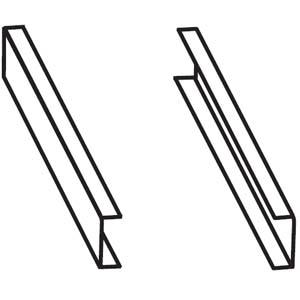 Комплект направляющих для GN1/1, 2 шт.