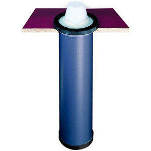 Диспенсер для стаканов 950-1890мл, D124/143мм, встраиваемый