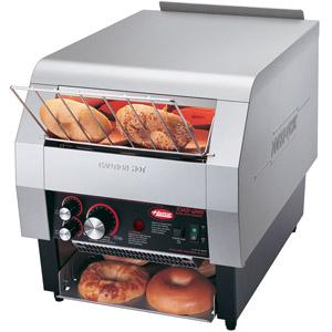 Тостер электр. конвейер. для булочек и бэйглов, 800шт./ч.