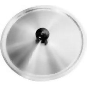 Крышка для котла пищеварочного KET-12, нерж.сталь