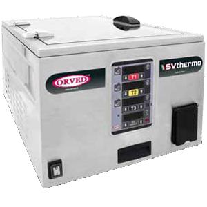 Ванна варочная Sous-Vide, 27.4л, 90 программ, клапан для вакуумного пакета, 1 щуп, корзина