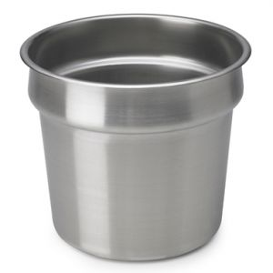 Емкость для чафера D 29,5см h 20,8см 10,4л, нерж.сталь
