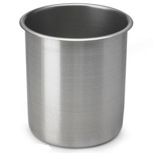 Емкость для чафера D 16,5см h 19,4см 4л, нерж.сталь