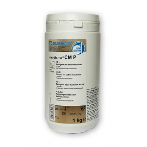 Средство моющее по уходу за кофеварочными машинами, порошкообразное щелочное Neodisher CM P 1кг.