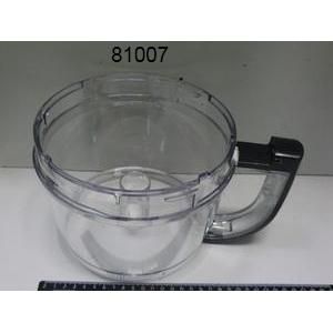Чаша 2,8л для KFPM770/775 (черный)