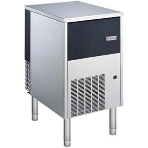 Льдогенератор для чешуйчатого льда, 90кг/сутки, бункер 20.0кг, возд.охлаждение, корпус нерж.сталь