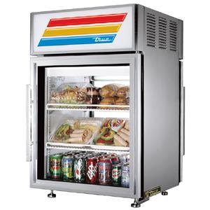 Шкаф холодильный TRUE GDM-5PT-S 220V