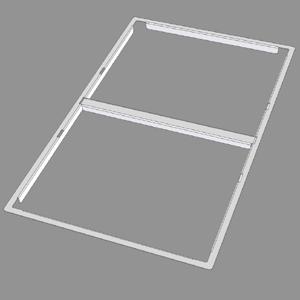 Разделитель-рамка для гастроемкостей GN1/1.
