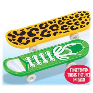 Игрушка-скейтборд Skate escape пластик
