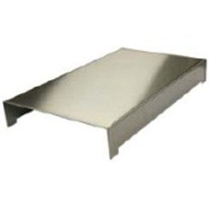 Крышка для GN1/1-100, нержавеющая сталь