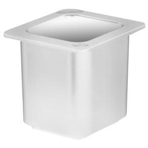 Гастроемкость GN1/6х150 GOLDFEST, пластик белый
