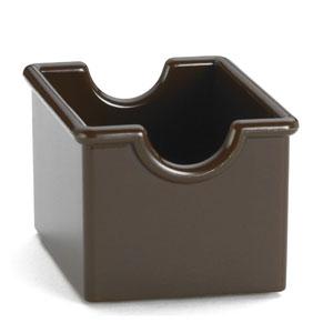 Холдер для пакетированного сахара, черный пластик