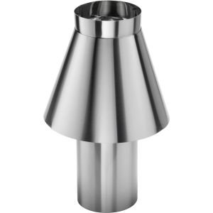 Кожух ветрозащитный для печи для пиццы подовой FGI 4, FGI 6, FGI 9 и FGI 4+4, нерж.сталь