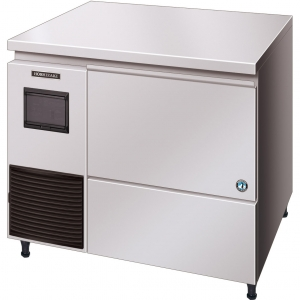 Льдогенератор для чешуйчатого льда,  150кг/сут, бункер 57.0кг, возд.охлаждение, корпус нерж.сталь