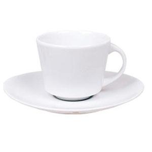 Чашка 170мл с блюдцем ELIPS