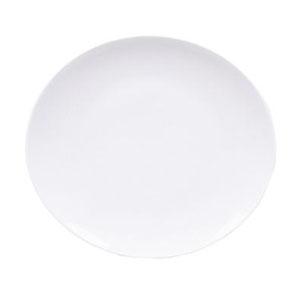 Тарелка мелкая L 16см w 14см овальная ELIPS