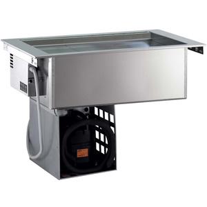 Ванна холодильная встраив., 3GN1/1, вентилируемая