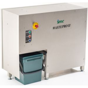 Аппарат дегидратации пищевых отходов, 700кг/ч, левый