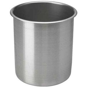 Емкость 1,2л D 10,5см h 14,6см, нерж.сталь
